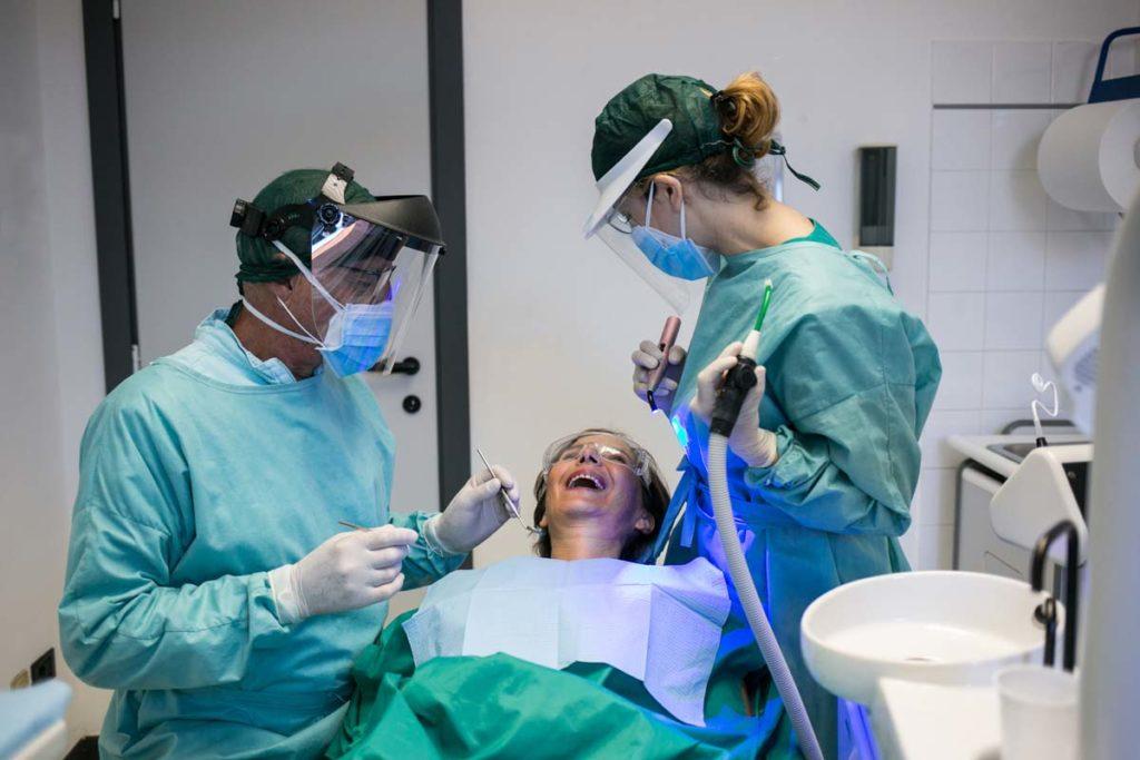 Visita dentistica Imperia