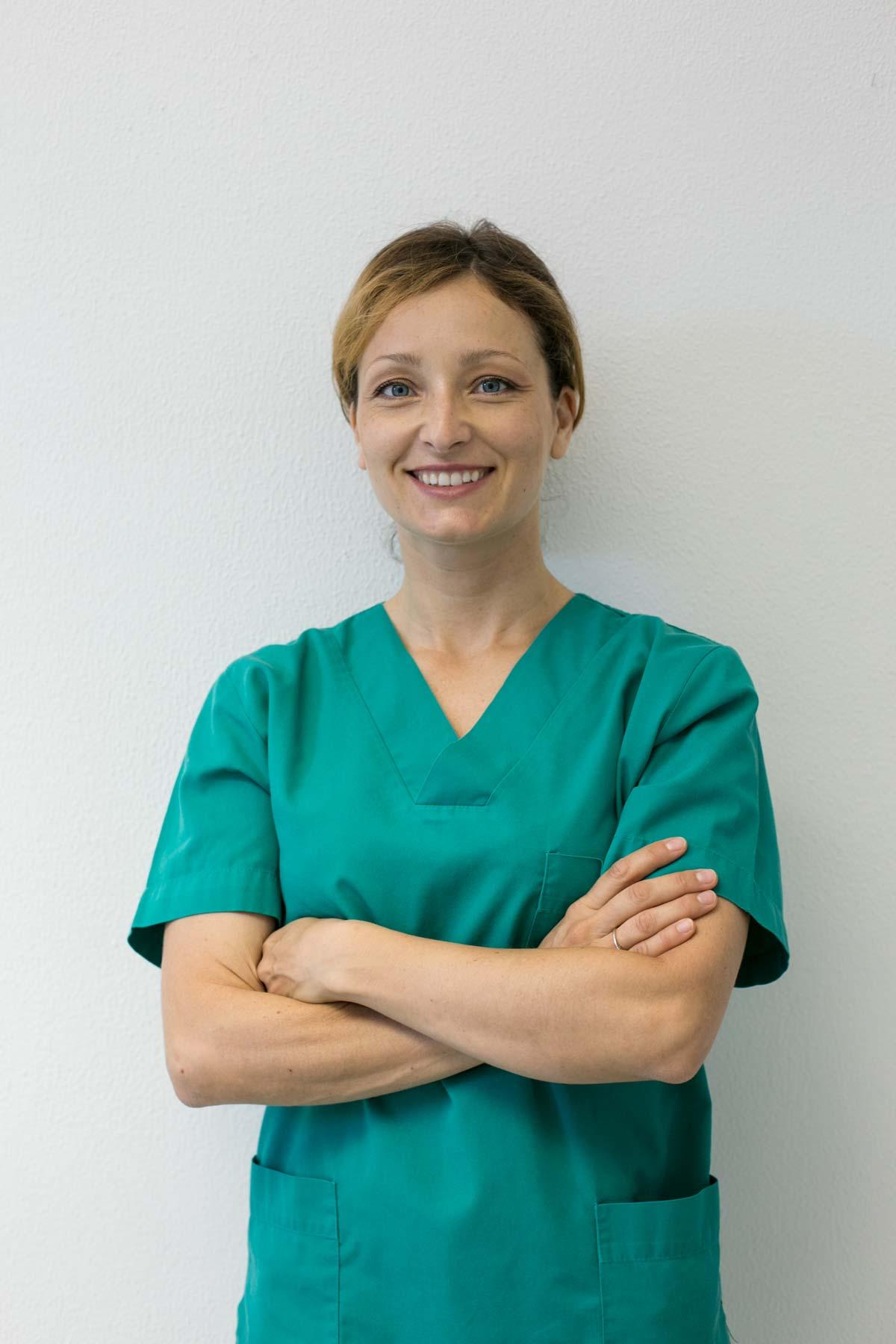 Odontoiatra Claudia Stamerra